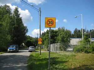 Tavitie liikennemerkit