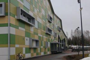 Kanniston uusi koulu Vantaa