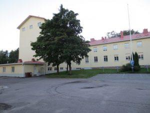 Tuomelan koulu Vantaa 2013