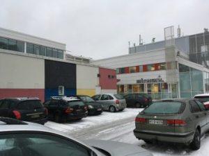 Mikkolan koulu Lyyra Vantaa 2017