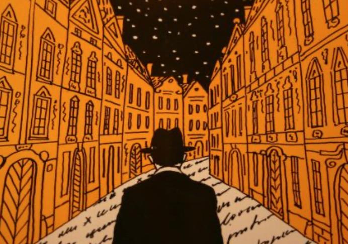 Tiedonsaantioikeus Kafkan Linnassa